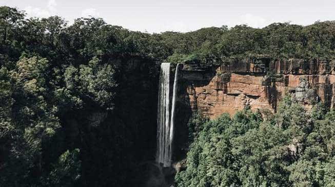 Air Terjun di Sydney