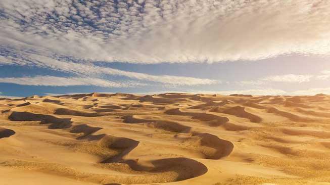 Lapisan Udara Sahara