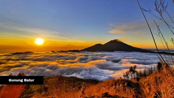 Beberapa Tempat di Indonesia Yang Lebih Keren dari di Luar