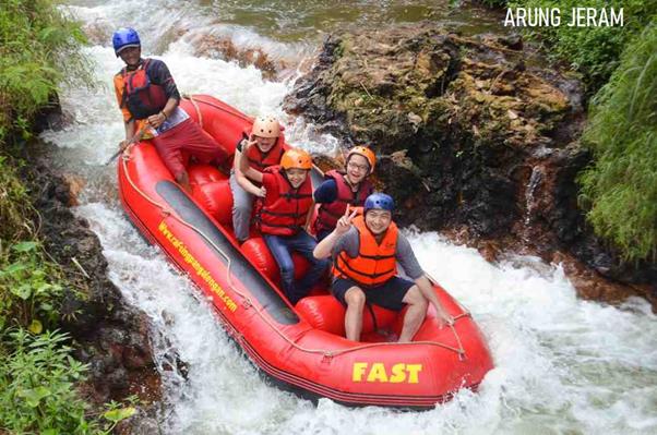 Rafting/Arung Jeram