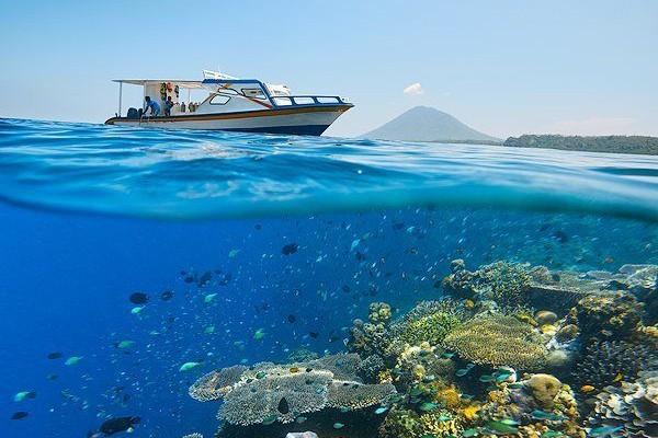 Pulau Bunaken, Surga Bagi Para Pencinta Bawah Laut