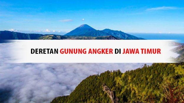 Gunung Angker DI Malang
