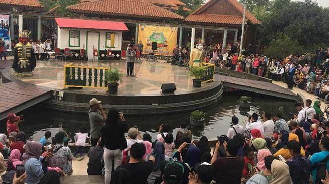 Tamasya Bernuansa Alam di Jakarta