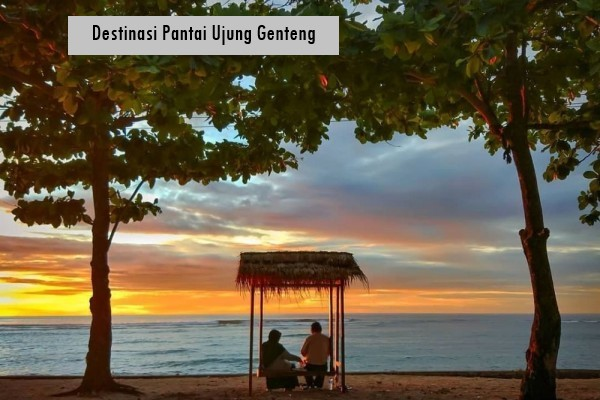 Destinasi Pantai Ujung Genteng Sangat Istimewah Dan Indah