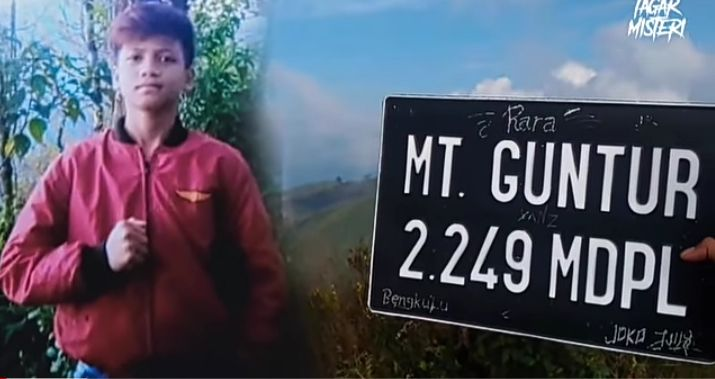 Cerita Gibran Hilang 5 Hari di Gunung Guntur, Tak Pernah Rasakan Malam